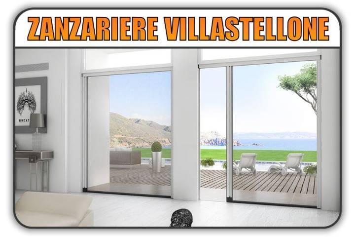 Installazione Zanzariera Villastellone